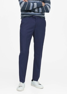 Banana Republic Slim Italian Wool Suit Pant