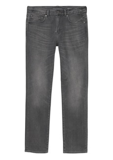 Banana Republic Slim Japanese Traveler Gray Jean