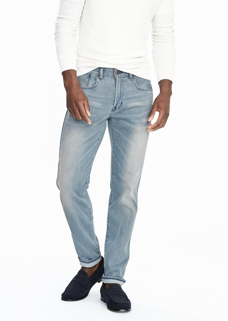 Banana Republic Slim Light Wash Japanese Traveler Jean