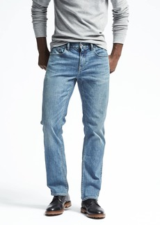 Banana Republic Slim Light Wash Jean