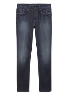 Banana Republic Slim LUXE Traveler Medium Wash Jean