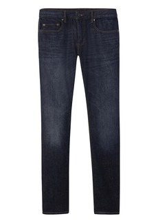 Banana Republic Slim Medium Wash Jean