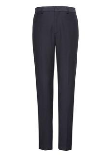 Banana Republic Slim Motion-Stretch Cotton Suit Pant