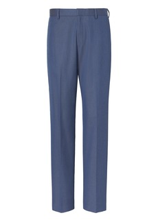 Banana Republic Slim Non-Iron Cotton Pant