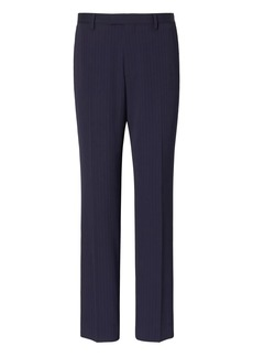 Banana Republic Slim Pinstripe Wool Suit Pant