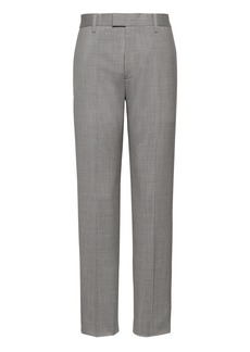 Banana Republic Slim Performance Stretch Wool Dress Pant