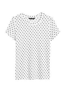 Banana Republic Polka Dot T-Shirt