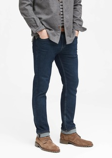 Banana Republic Slim Rapid Movement Denim Jean