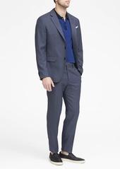 Banana Republic Slim Smart-Weight Performance Suit Pant