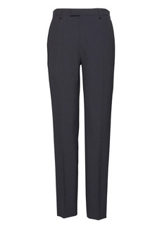 Banana Republic Slim Smart-Weight Performance Wool Blend Seersucker Suit Pant