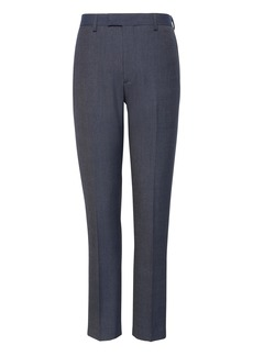 Banana Republic Slim Tapered Smart-Weight Performance Suit Pant