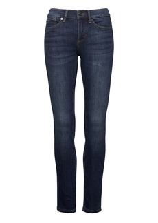 Slim-Straight Dark Wash Jean