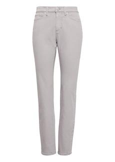 Banana Republic Slim-Straight Gray Wash Jean