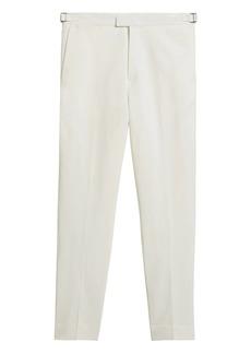 Banana Republic Slim Tapered Cotton-Linen Suit Pant