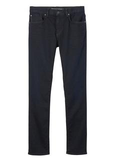 Banana Republic Slim Traveler Dark Indigo Wash Jean