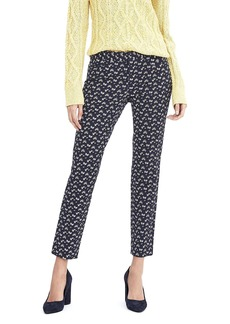 Banana Republic Sloan-Fit Skinny Ankle Floral Pant