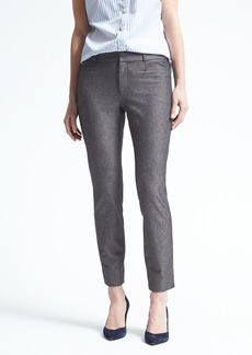 Banana Republic Sloan Skinny-Fit Solid Pant