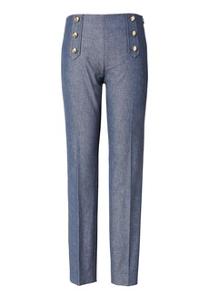 Banana Republic Sloan Skinny-Fit Sailor Pant