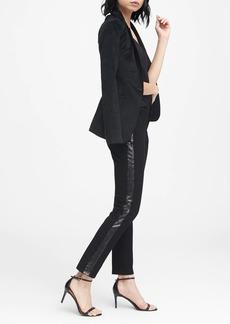 Banana Republic Sloan Skinny-Fit Sequin Side-Stripe Pant