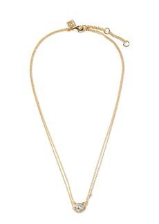 Banana Republic Small Stone Layered Necklace