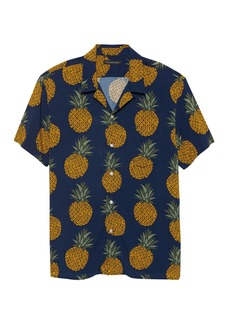 Banana Republic Soft Camp Shirt