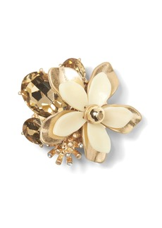 Banana Republic Soft Garden Brooch