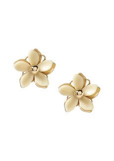 Banana Republic Soft Garden Clip-On Earring