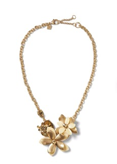 Banana Republic Soft Garden Necklace