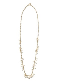 Banana Republic Soft Pearl Layer Necklace