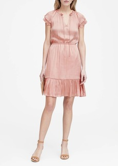 Banana Republic Soft Satin Dress