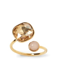 Banana Republic Soft Stones Asymmetrical Ring