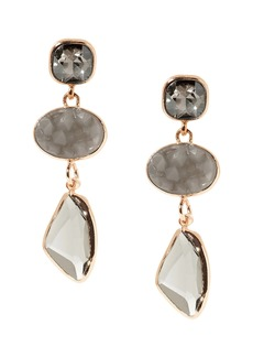 Banana Republic Soft Stones Drop Earrings