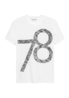 Banana Republic Soft Wash Logo T-Shirt