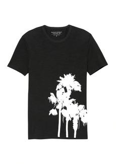 Banana Republic Vintage 100% Cotton Graphic T-Shirt