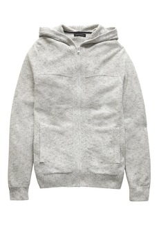 Banana Republic Space-Dye Sweater Hoodie