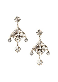 Banana Republic Sparkle Chain Drop Earring