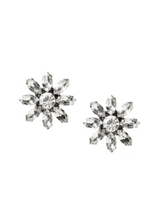 Banana Republic Sparkle Flower Stud Earring