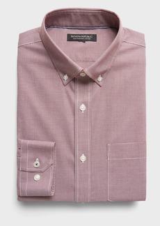 Banana Republic Standard-Fit Non-Iron Dress Shirt with Button-Down Collar