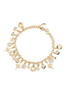 Banana Republic Star Disc Charm Bracelet