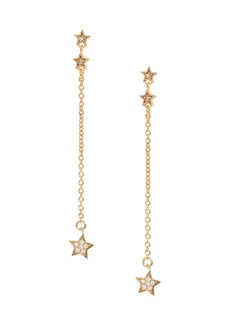 Banana Republic Star Drop Earrings