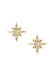 Banana Republic Starburst Stud Earrings