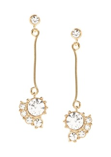 Banana Republic Stone Cluster Linear Earring