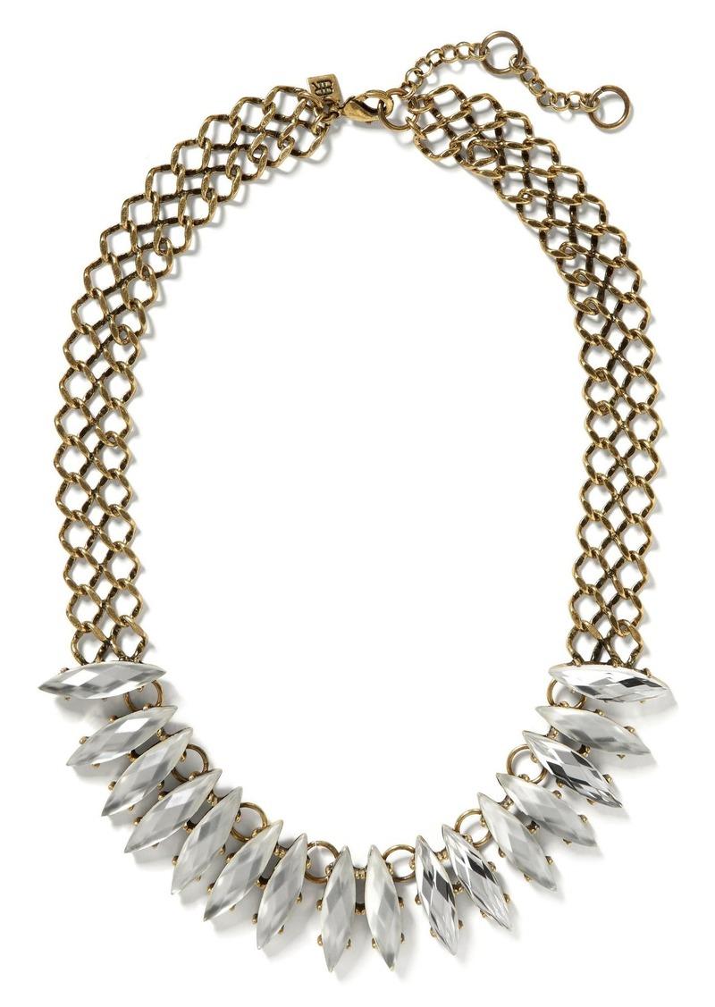Banana Republic Stone Focal Necklace