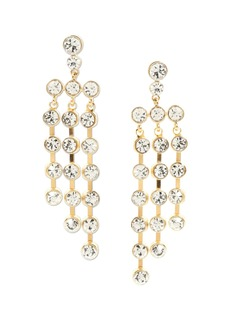 Banana Republic Stone Strand Statement Earrings