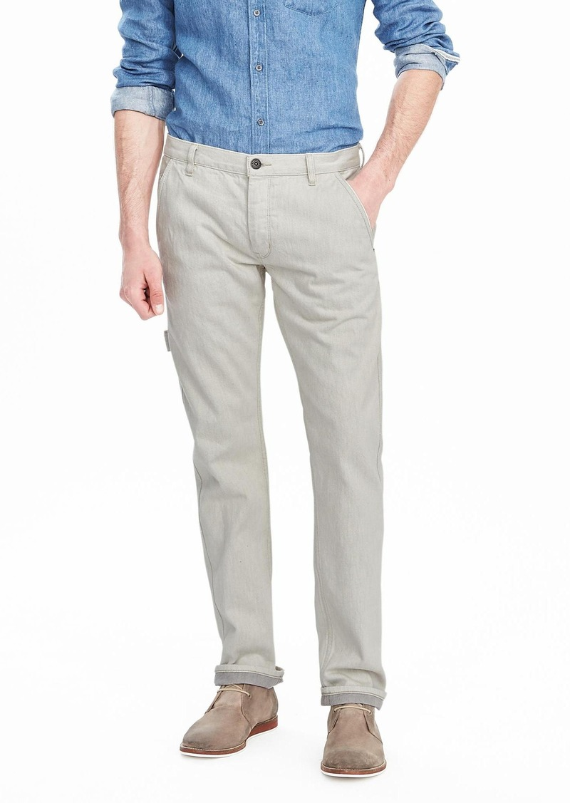 Banana Republic Straight Heritge Carpenter Jean