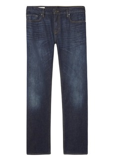 Banana Republic Straight Medium Wash Jean