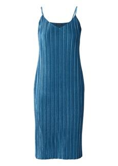 Banana Republic Strappy Velvet Slip Dress