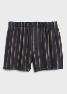 Banana Republic Stripe Flannel Boxer