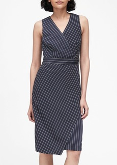 Banana Republic Stripe Sheath Dress