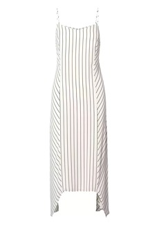 Banana Republic Stripe Slip Dress